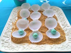 Ariel Mermaid party Birthday Party Ideas | Photo 1 of 20