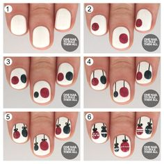 Finally we make it and here these list of awesome picture for your inspiration and informational purpose regarding Christmas Nail Art Designs as part of Trending Design updates collection. So, take your time and find the bestChristmas Nail Art Designs images and pictures posted here that suitable with your needs and use it for own …