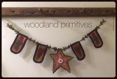 Woodland Primitives | Primitive Handmades Mercantile