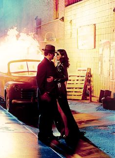 The Blue Butterfly <3 One of my favorite Castle episodes ever.