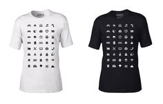 On the Creative Market Blog - This T-Shirt Helps You Communicate in Any Language