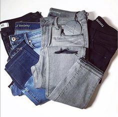 Articles Of Society, Denim Shorts, Pants, Women, Fashion, Trouser Pants, Moda, Fashion Styles, Women's Pants