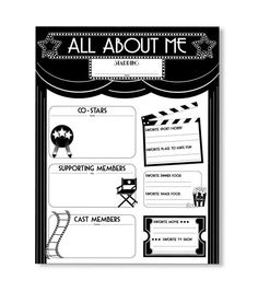 Busy Kids Learning Huge Pad-All About Me