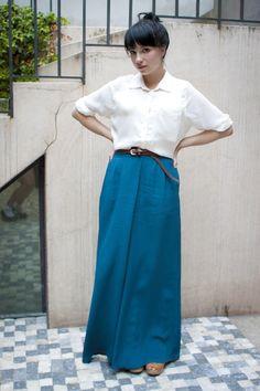 Need a skirt/pants like this!