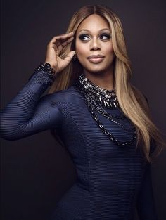 """I would never be so arrogant to think that someone should model their life after me. But the idea of possibility...the idea that I get to live my dreams out in public, hopefully will show to other folks that it's possible. So I prefer the term 'possibility model' to 'role model.'"" —Laverne Cox  --------- People like her made it increasingly difficult to deny who I was anymore."
