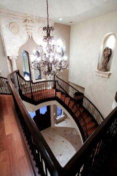 Venetian Italian style villa luxury home design