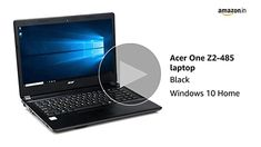 Buy Acer Acer One Intel Pentium Gold 4415U Processor 14-inch Display 1366 x 768 Laptop (4 GB Ram/1TB HDD/Windows 10 Home/Integrated Graphics/Black/1.8kgs), Z2-485 Online at Low Prices in India - Amazon.in Clean Boots, System Restore, Windows Operating Systems, Acer, Hdd, Windows 10, Computer Accessories, Integrity, Computer Mouse
