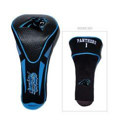Carolina Panthers Single Apex Jumbo Golf Headcover
