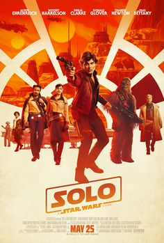Latest Solo A Star Wars Story movie poster Solo A Star Wars Story movie posters &Artwork #movieposters #movietwit #scifi #scififantasy #StarWars #SoloAStarWarsStory #solo