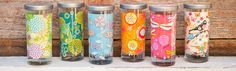 Light a candle. Feed a child. Sold. And they are designed by the precious Caroline Simas.