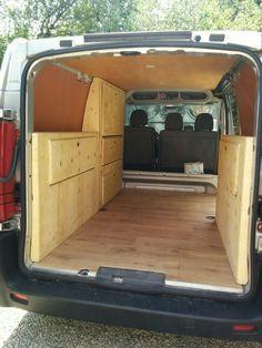 Camper Van Conversions Diy 14