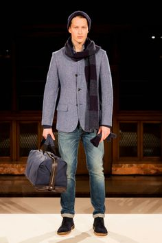 The Style Examiner: Jack Spade Autumn/Winter 2014
