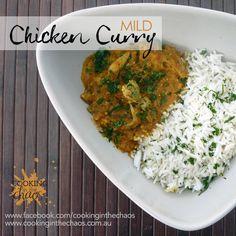 Mild Chicken Curry - Thermomix