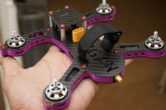 Sigan Drones | A new breed of RC racing drones.