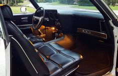 Pontiac Grand Prix, Car Seats