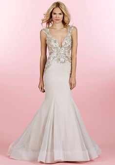 Hayley Paige 6203 Wedding Dress - The Knot
