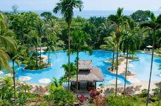 Wisata Pantai Lagoi Pulau Bintan
