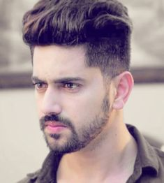 Awesome look zainu😍😍😘😘😘 Indian Celebrities, Bollywood Celebrities, Handsome Actors, Handsome Boys, Zain Imam Instagram, Cute Girl Poses, Tv Actors, Hair And Beard Styles, Haircuts For Men