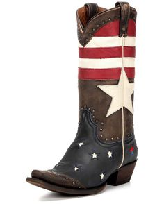Redneck Riviera   Women's Freedom Narrow Square Toe Boot - Vintage Cinnamon   Country Outfitter