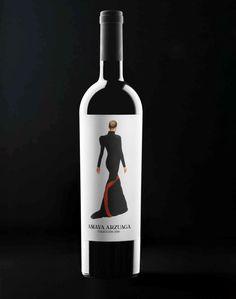 Amaya Arzuaga Colección 2008 se viste de largo     La tercera añada de este vino de edición limitada se presenta con nueva etiqueta, diseñada por la propia Amaya Arzuaga.