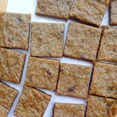 Perfect Eggless blondies ! Recipe | flours and frostings