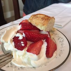 Strawberry Shortcake @keyingredient