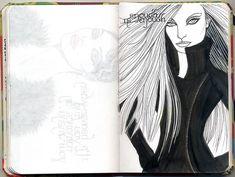 Sketchbook Fernanda Guedes