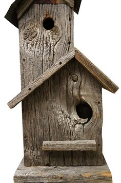 Rays Birdhouses made from Reclaimed Barn Materials
