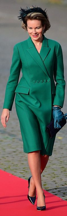 How Kate's tailored style has influenced a generation of royals #dailymail
