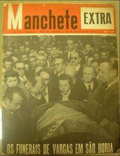 """ANOS DOURADOS: IMAGENS & FATOS: IMAGENS - Revista: Importantes revistas dos anos 50/60 - (I) ATUALIDADES - """"MANCHETE"""" 1954"""