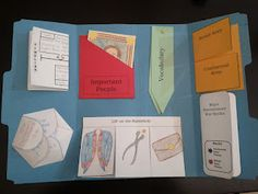 Upper Grades Are Awesome: Lapbooking, and the American Revolution Lapbook