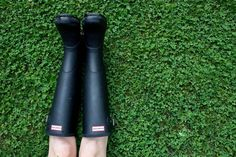 "When it rains outside and it's time to take the JAMSO dog out for a walk we use our trusty ""wellys"" Rubber Boots to keep out the elements. Fun Fact: James Founder of JAMSO done a skydive and landed wearing his rubber boots once."