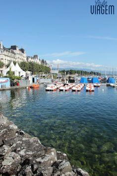 Genebra/Geneva - trip SWISS summer