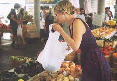 Market chic