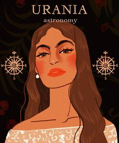"Greek Mythology   The Muses  ""Calliope - Epic Poetry, Urania - Astronomy, Polyhymnia - Hymns, Thalia - Comedy, Clio - History, Erato - Love Poetry, Euterpe - Lyric Poetry, Melpomene - Tragedy,..."