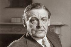 """essere poeti.   Il Blog di Fabrizio Falconi: Intervista a Thomas S. Eliot:  """"Essere poeti, il r..."""