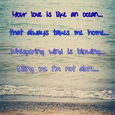 Love this lyric...