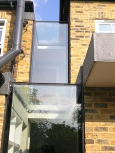 Glazing Vision Rooflights, Skylights and Glass Roofs- Modular Rooflights 42nd Street, Roof Light, Glass Roof, House Extensions, Built Environment, Second Floor, Contemporary, Architecture, Building
