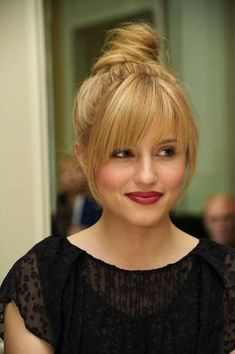 Hairstyle ideas with bang you love - Styles Art