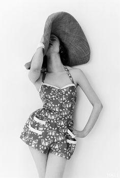 Model Susan Abraham