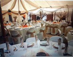 South African Wedding Decor