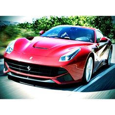 Devine Ferrari FF to me