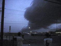 5/22/04  Shelf cloud in southeast NE