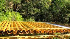 Bamboo roof - Cerbambu Ravena | http://www.bamcrus.com.br