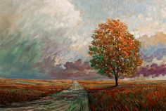 Steve Coffey - Old Road and Tree