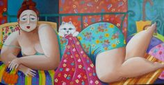 Mara Sicca ~ Brazilian artist ~ image, Chubby Brazilian Women