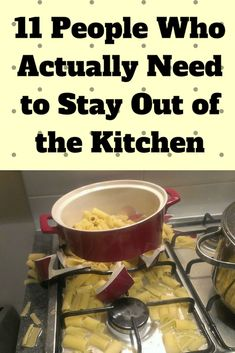 When it comes to cooking, some people are natural. It's not about overboiling…
