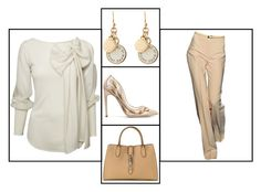 """""""Outfit # 1837"""" by miriam83 ❤ liked on Polyvore featuring Marc by Marc Jacobs, Gucci and Mackage"""