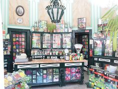seeds shop in Porto