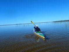 Kayaking #lakeCootharaba #SunShineCoast